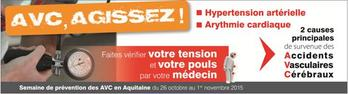 SEMAINE PREVENTION AVC