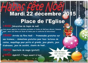 AFFICHES NOEL 2015