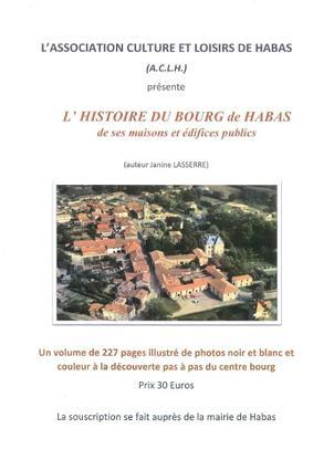 Histoire du bourg de Habas