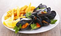 MOULES FRITES2
